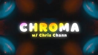 Cosmic Zebra - Love & Luck - CHROMA - Chris Chann (LED Skateboarding)