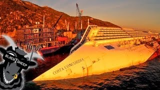 K Theory - Le Cirque Bleu - Costa Concordia - Team BlackSheep