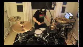 KJ SAWKA - RINSE OUT - Drum and Bass Drum Video