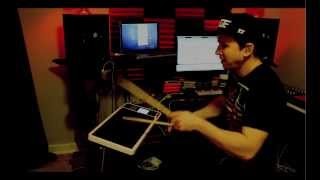 KJ Sawka - Octapad Dj Demonstration Video clip 1