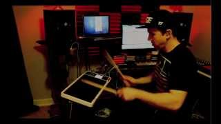 KJ Sawka - Octapad Dj Demonstration Video clip 5