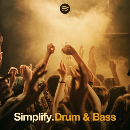 Simplify_Spotify_Drum-&-Bass