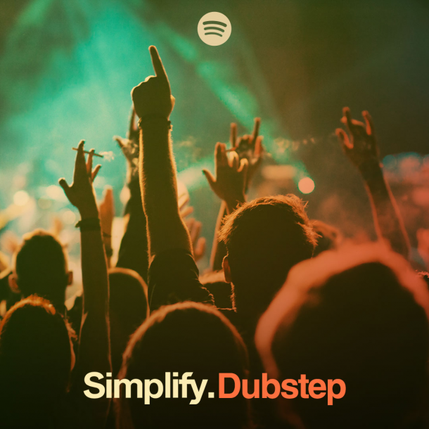 Simplify_Spotify_Dubstep